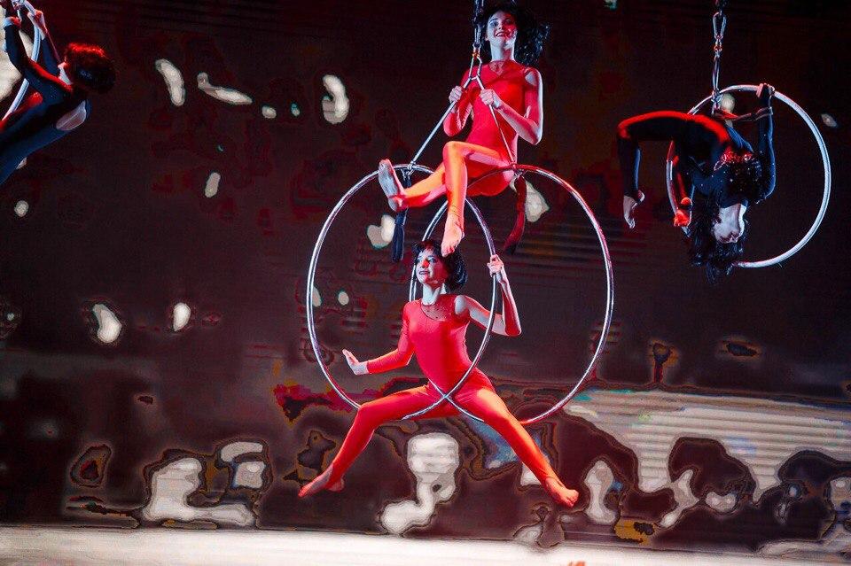 воздушный цирк1