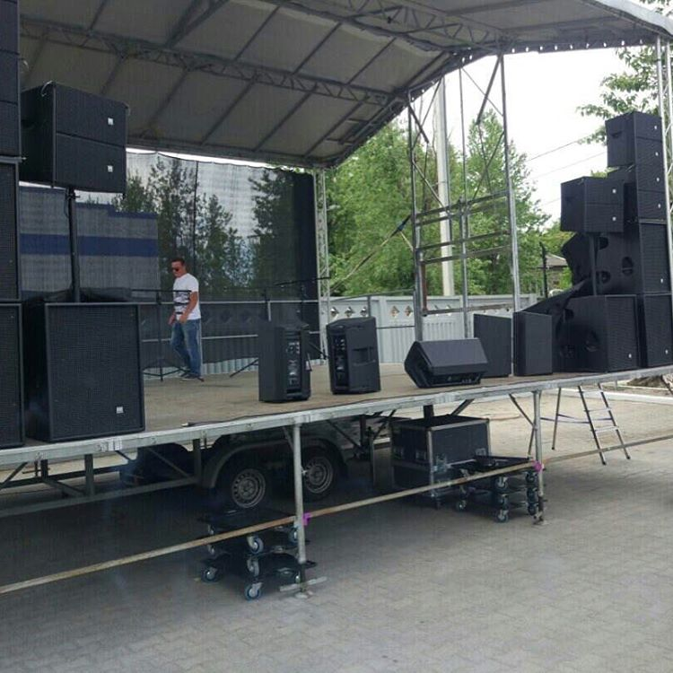 аренда звукового оборудования в Калининграде - 13