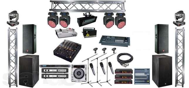 аренда звукового оборудования в Калининграде - 3