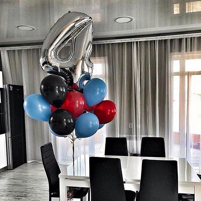 воздушные шары в калининграде - 39 шаров-10
