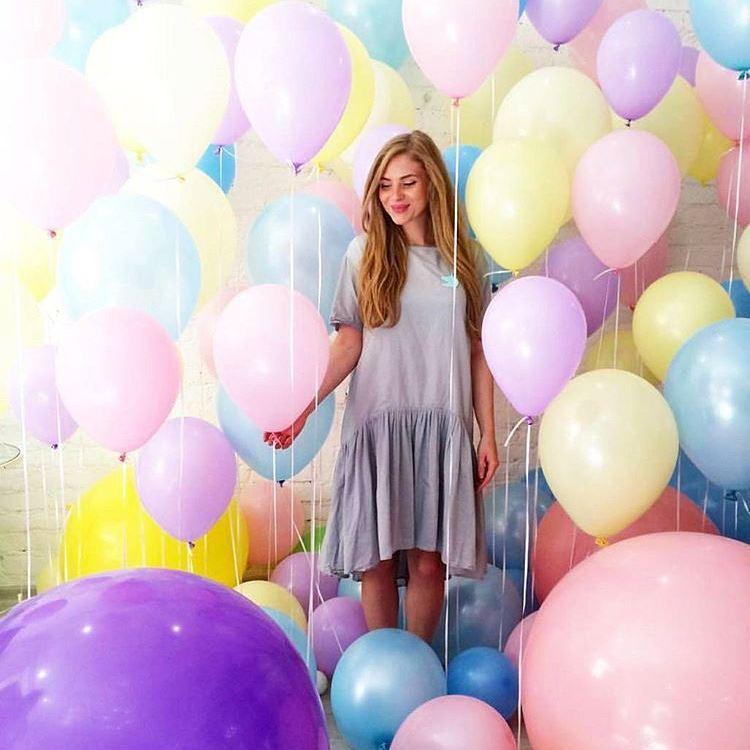воздушные шары в калининграде - 39 шаров-12