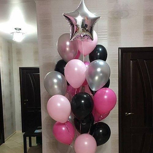воздушные шары в калининграде - 39 шаров-15