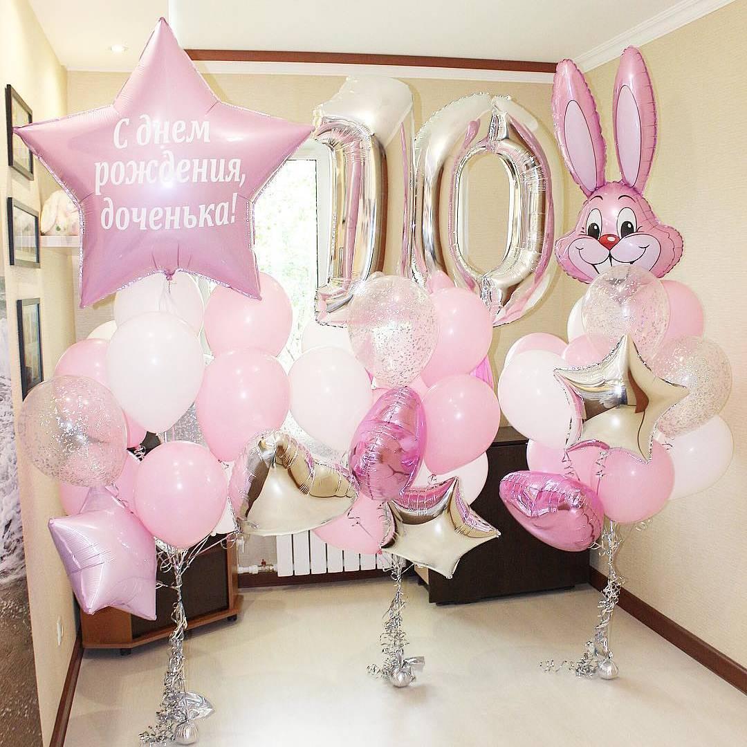 воздушные шары в калининграде - 39 шаров-17