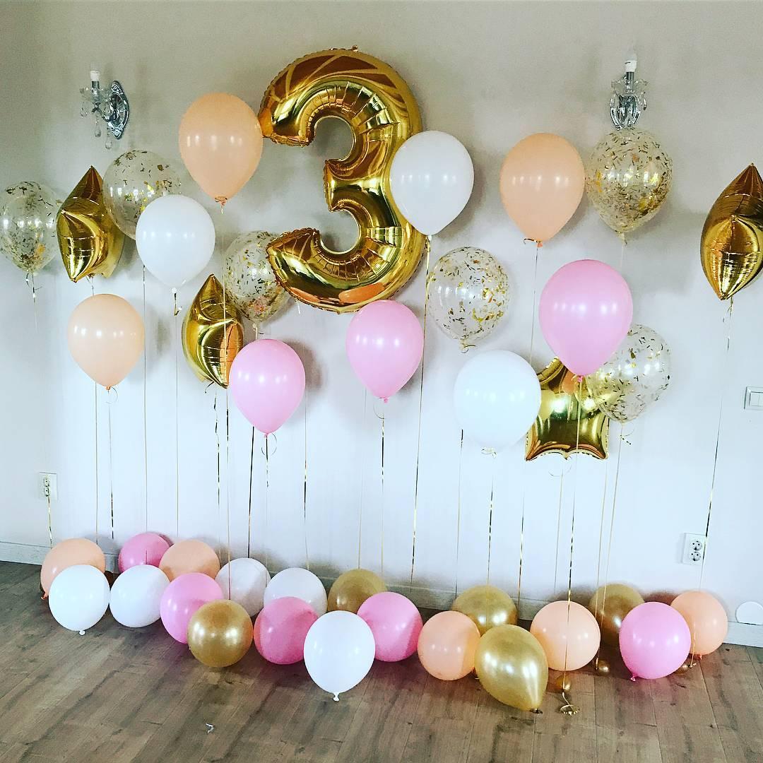 воздушные шары в калининграде - 39 шаров-18