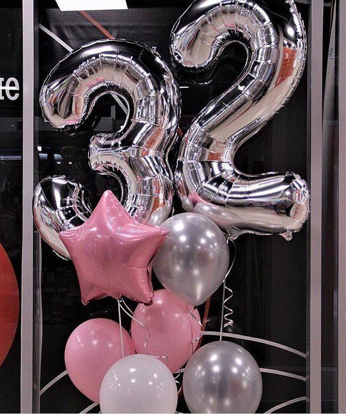 воздушные шары в калининграде - 39 шаров-19