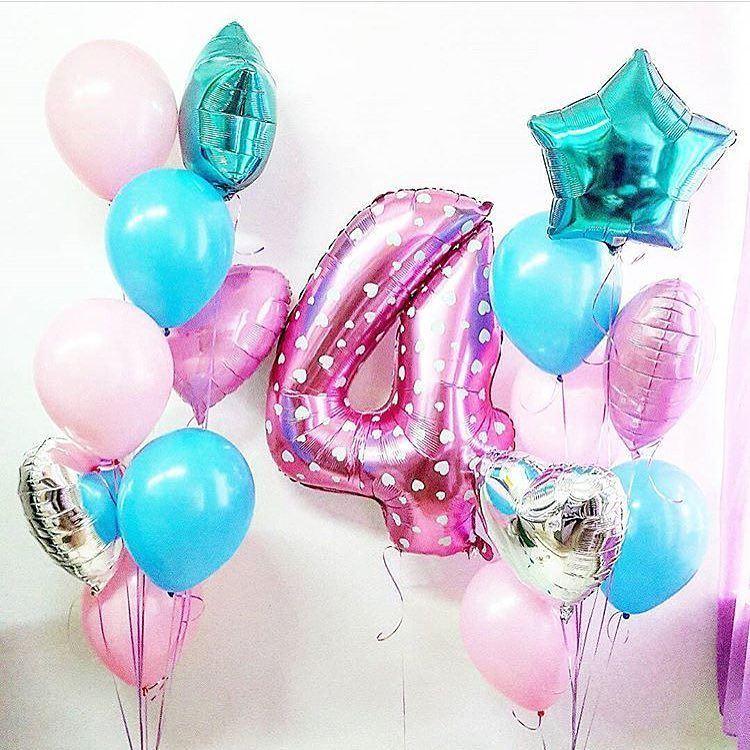 воздушные шары в калининграде - 39 шаров-21