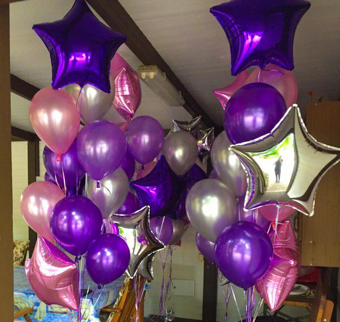 воздушные шары в калининграде - 39 шаров-7