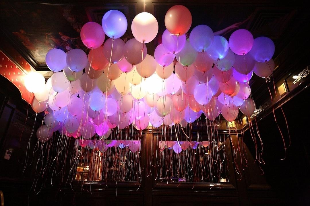 воздушные шары в калининграде - 39 шаров-8