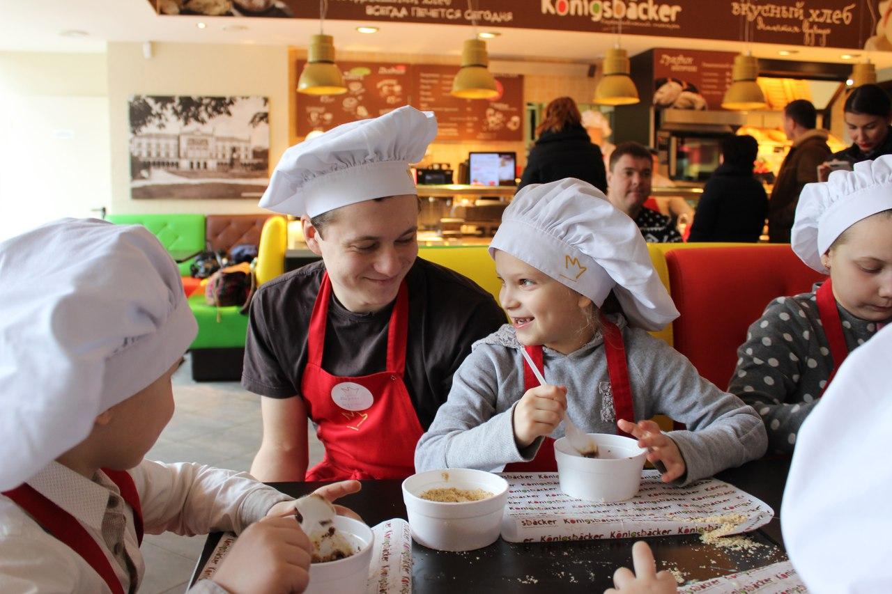детские кулинарные мастерклассы от кенигсбеккера -18