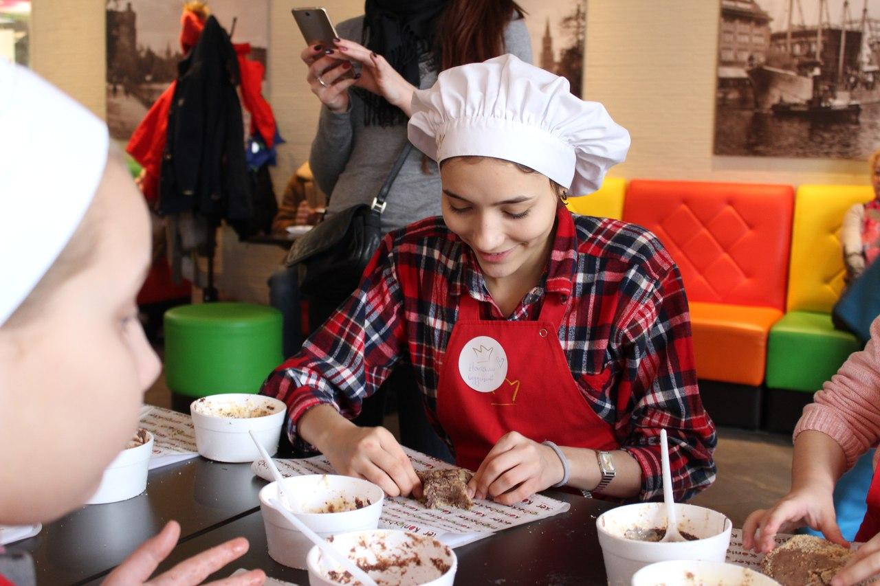 детские кулинарные мастерклассы от кенигсбеккера -2