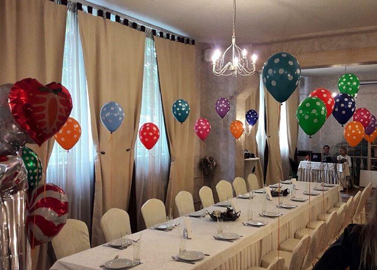 воздушные гелиевые шары в калининграде весело-задорно -13