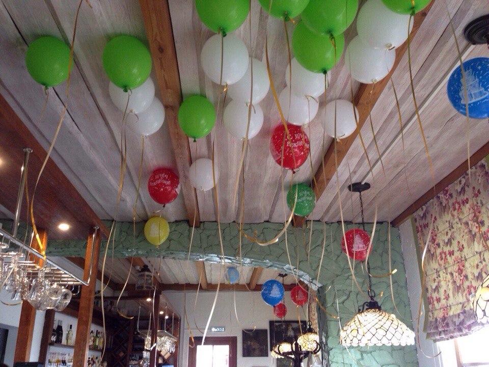 воздушные гелиевые шары в калининграде весело-задорно -14