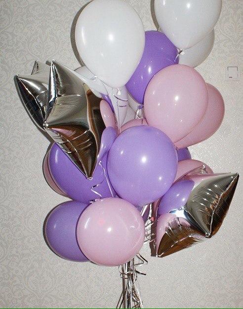 воздушные гелиевые шары в калининграде весело-задорно -16