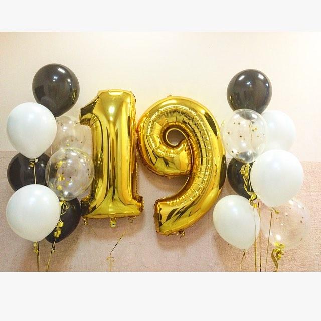 воздушные гелиевые шары в калининграде весело-задорно -19