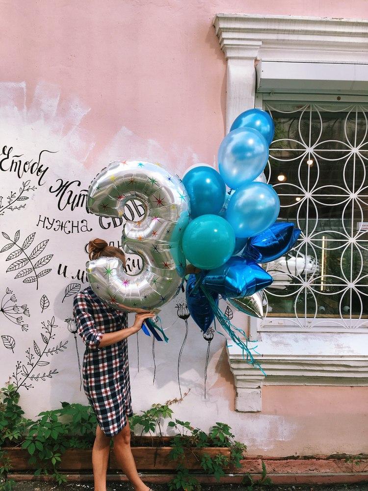 воздушные гелиевые шары в калининграде весело-задорно -2