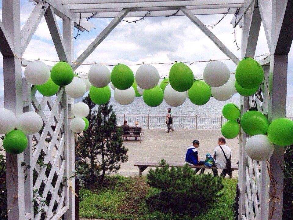 воздушные гелиевые шары в калининграде весело-задорно -21