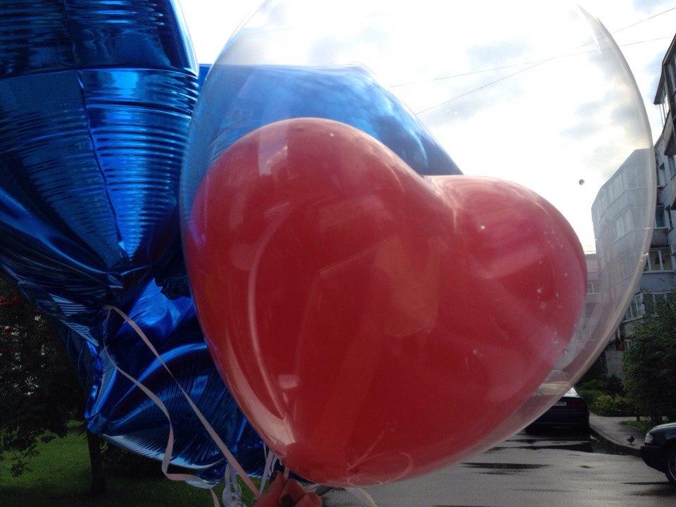 воздушные гелиевые шары в калининграде весело-задорно -25