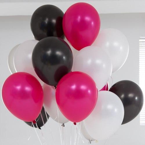 воздушные гелиевые шары в калининграде весело-задорно -26