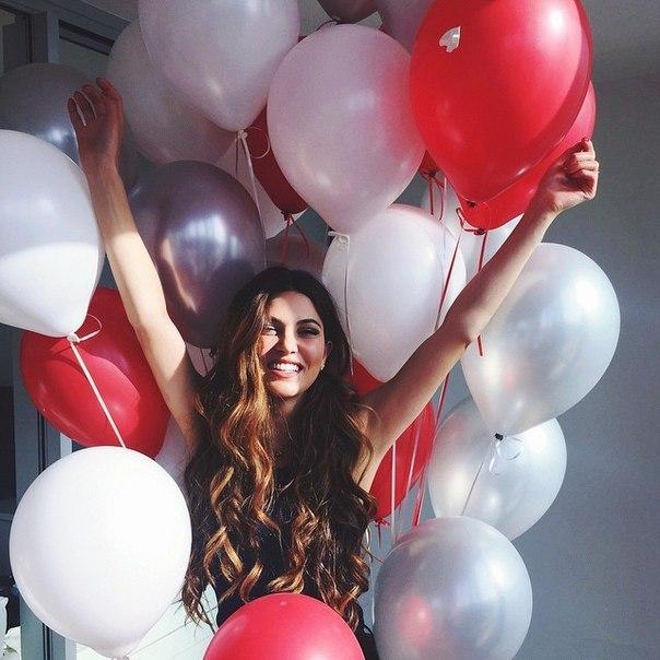 воздушные гелиевые шары в калининграде весело-задорно -28