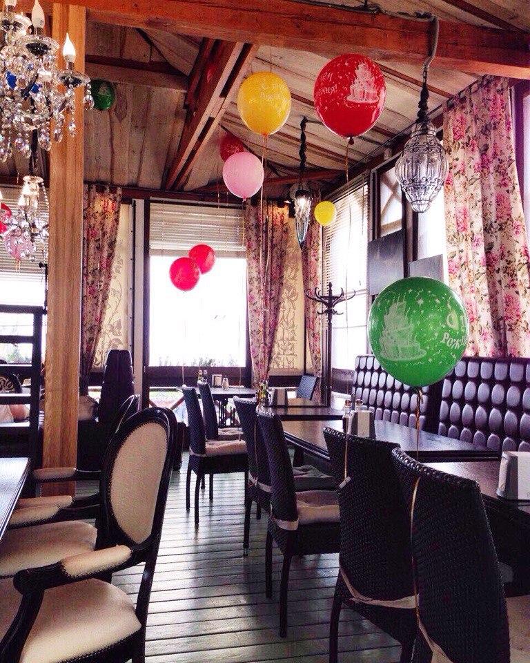 воздушные гелиевые шары в калининграде весело-задорно -31