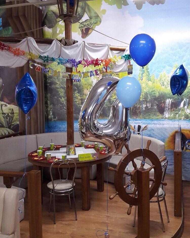 воздушные гелиевые шары в калининграде весело-задорно -4