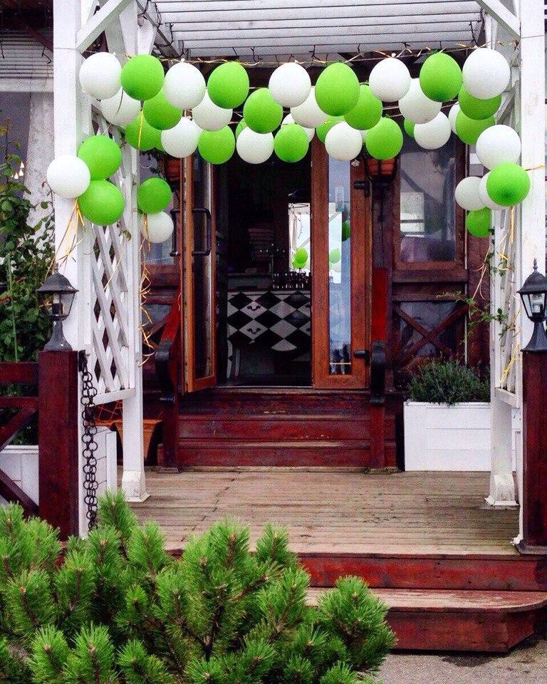 воздушные гелиевые шары в калининграде весело-задорно -8