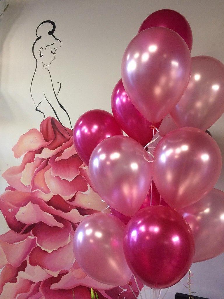 воздушные шары и декор в калининграде behappy decor12