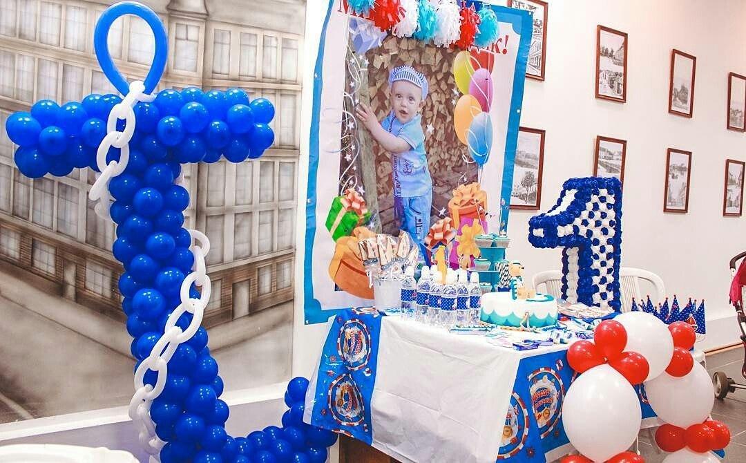 воздушные шары и декор в калининграде behappy decor15
