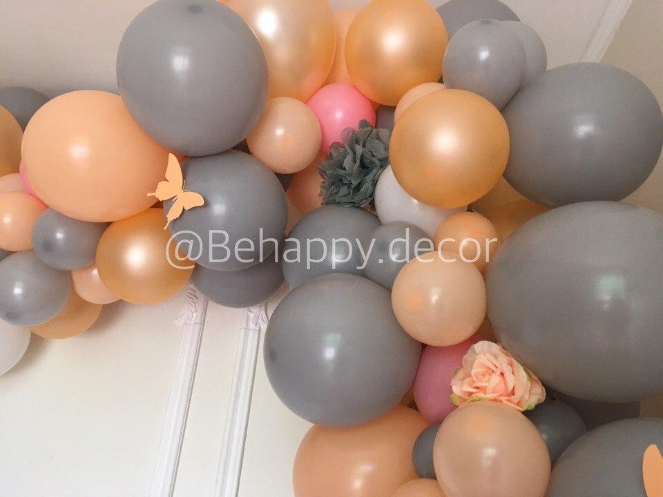 воздушные шары и декор в калининграде behappy decor17