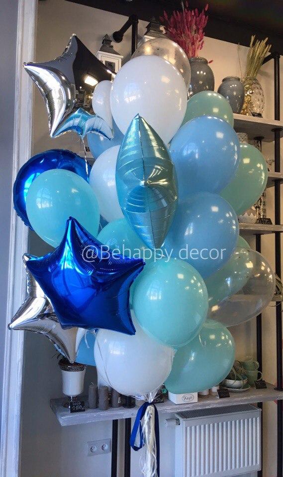 воздушные шары и декор в калининграде behappy decor23