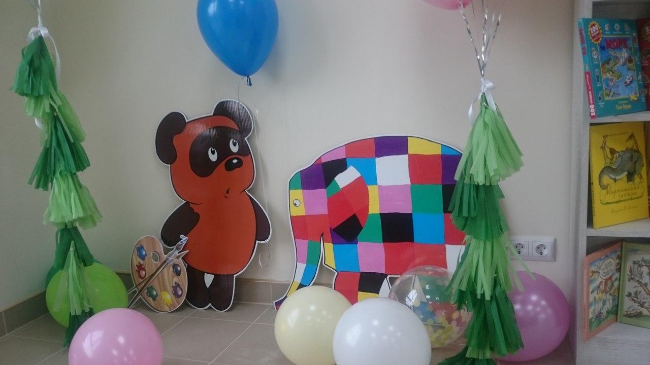 воздушные шары и декор в калининграде behappy decor24