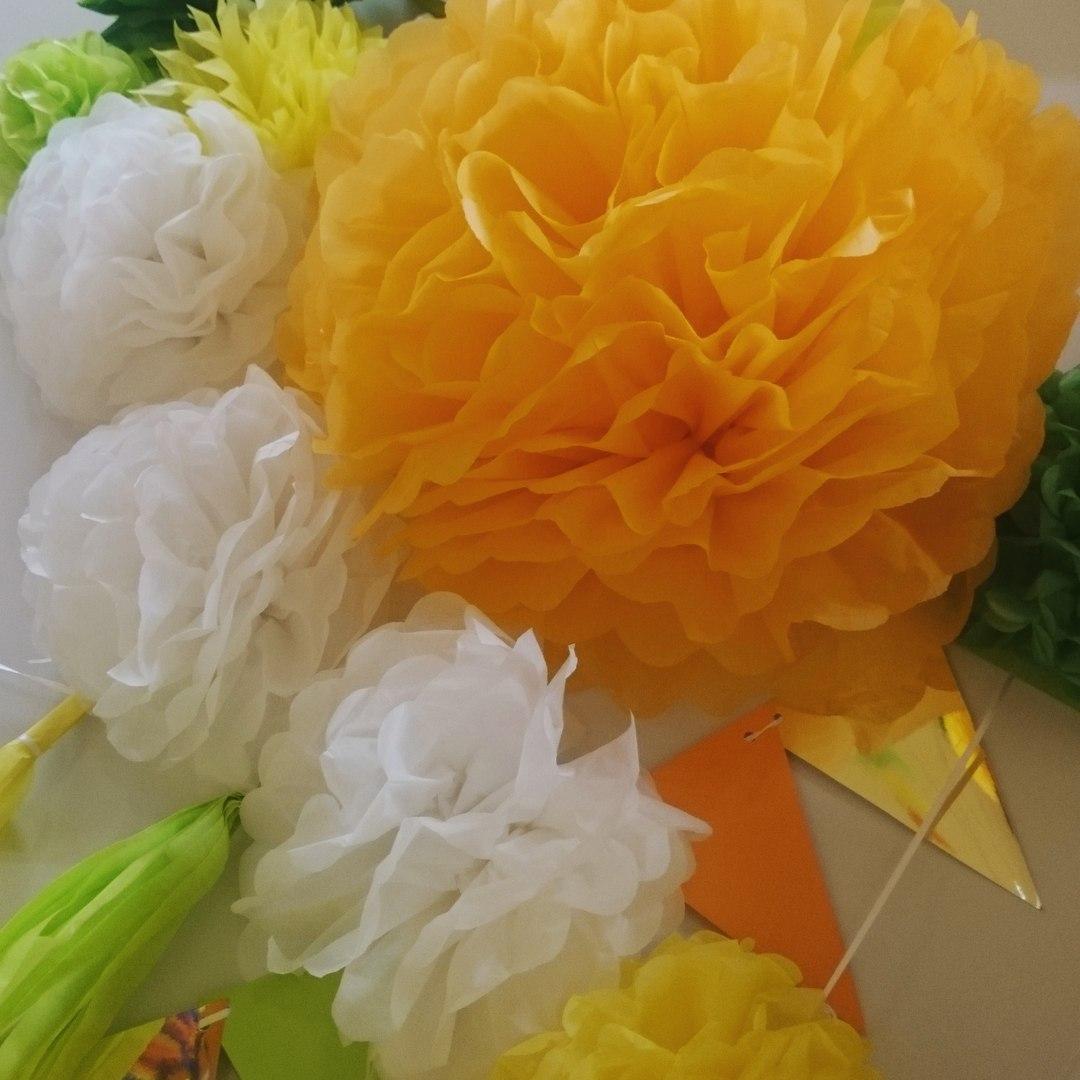 воздушные шары и декор в калининграде behappy decor27