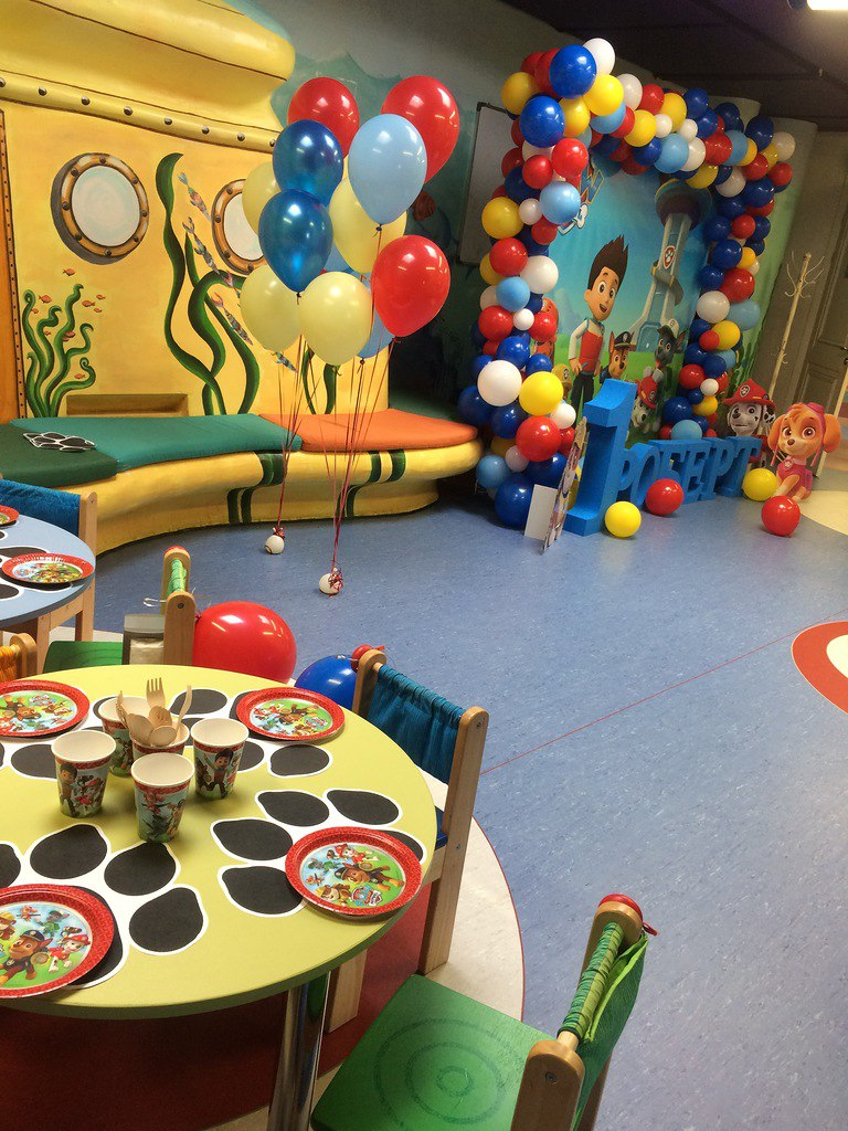 воздушные шары и декор в калининграде behappy decor28