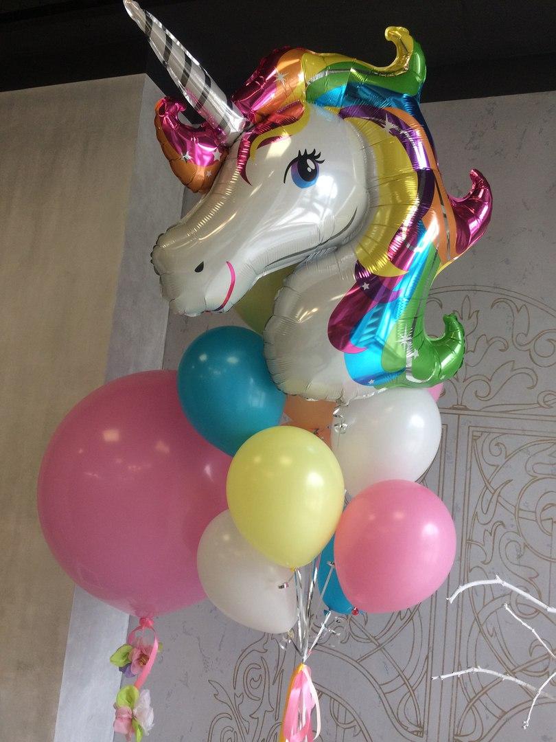 воздушные шары и декор в калининграде behappy decor30
