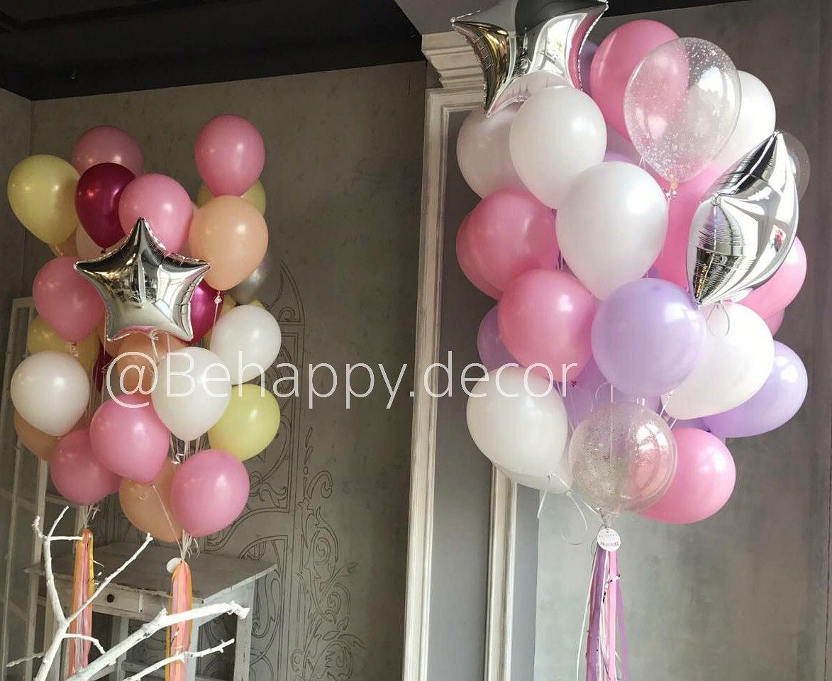 воздушные шары и декор в калининграде behappy decor32