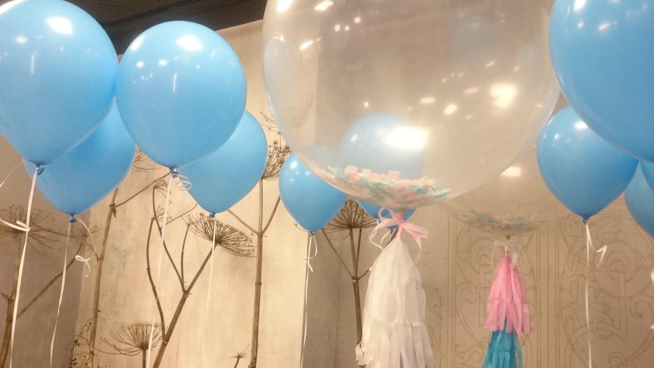 воздушные шары и декор в калининграде behappy decor35