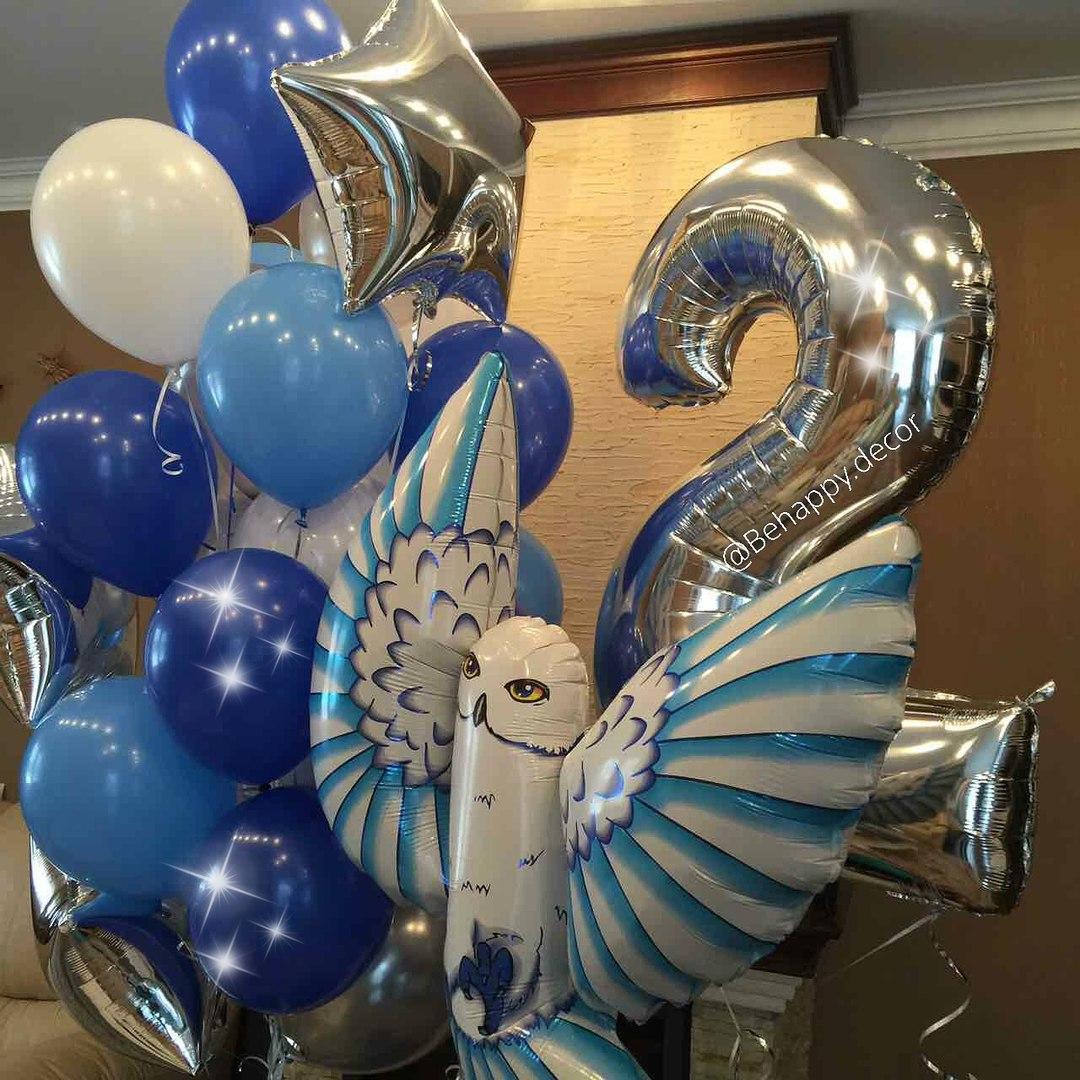 воздушные шары и декор в калининграде behappy decor37