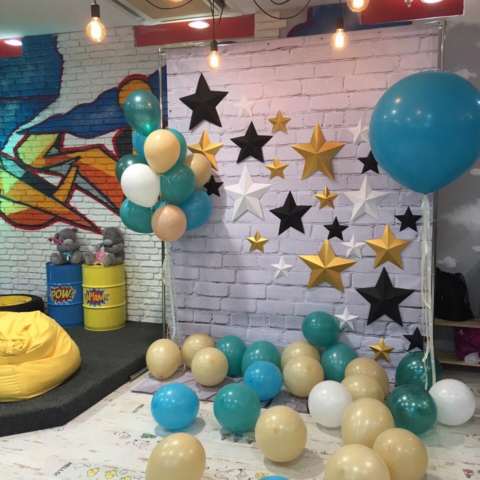 воздушные шары и декор в калининграде behappy decor39