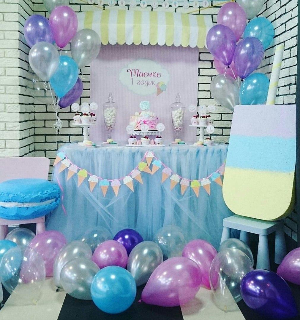 воздушные шары и декор в калининграде behappy decor40