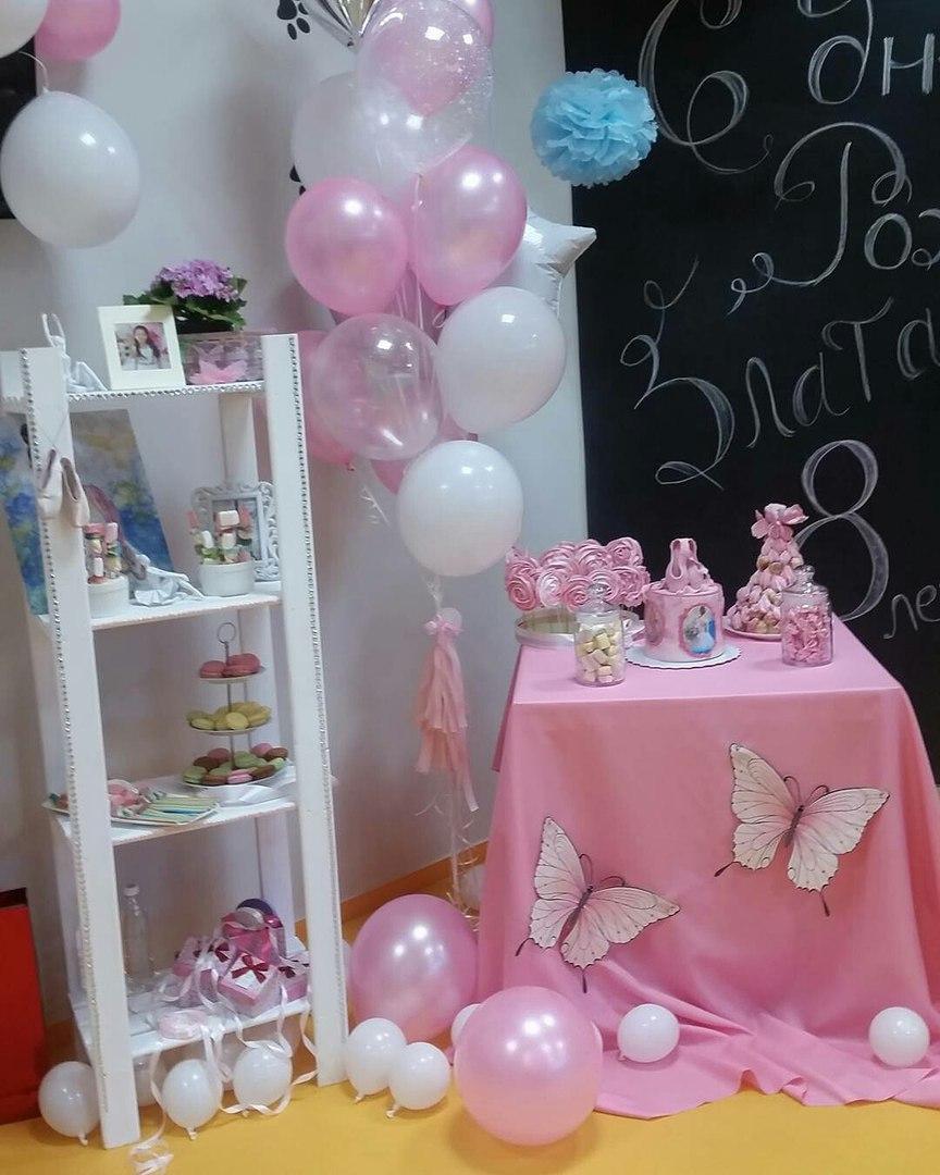 воздушные шары и декор в калининграде behappy decor43