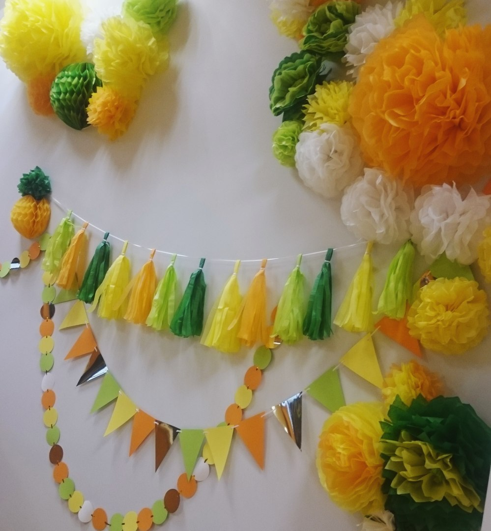 воздушные шары и декор в калининграде behappy decor44
