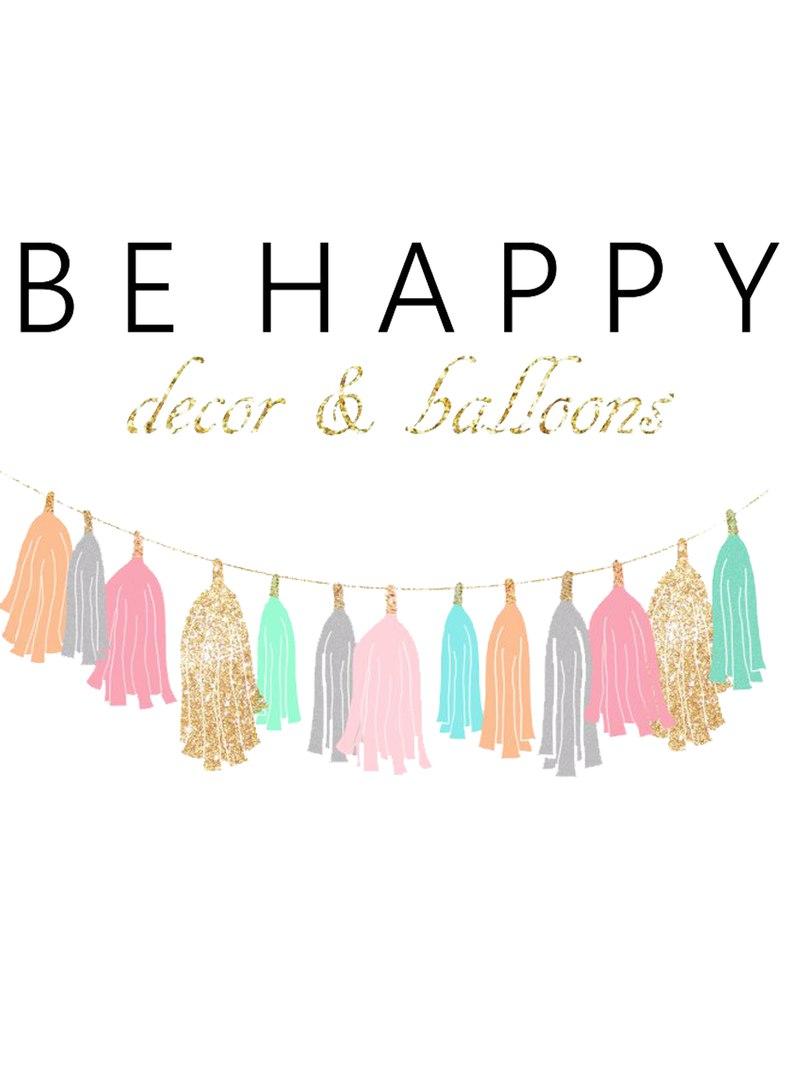 воздушные шары и декор в калининграде behappy decor46