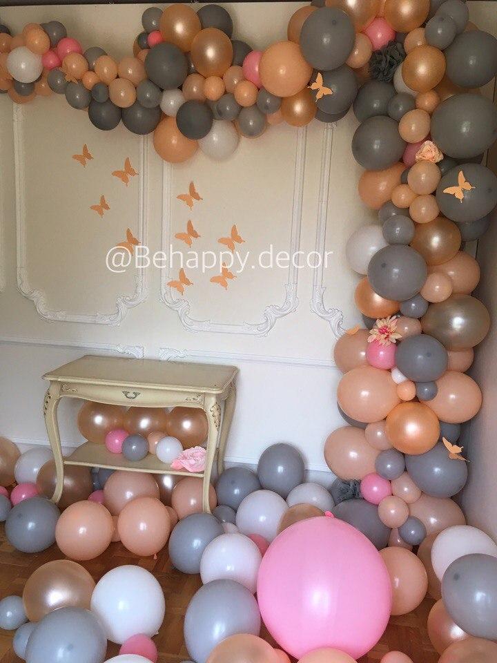 воздушные шары и декор в калининграде behappy decor49