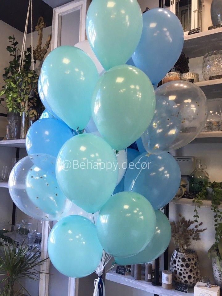 воздушные шары и декор в калининграде behappy decor6