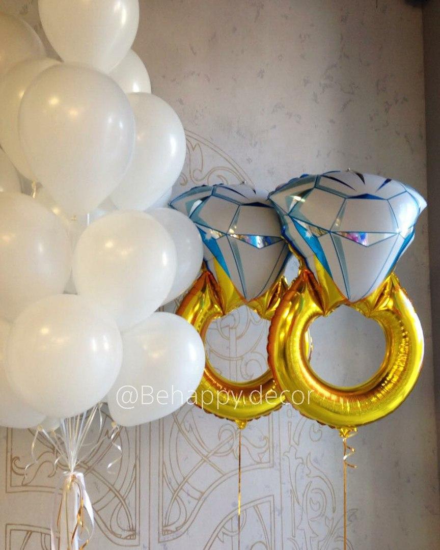 воздушные шары и декор в калининграде behappy decor8