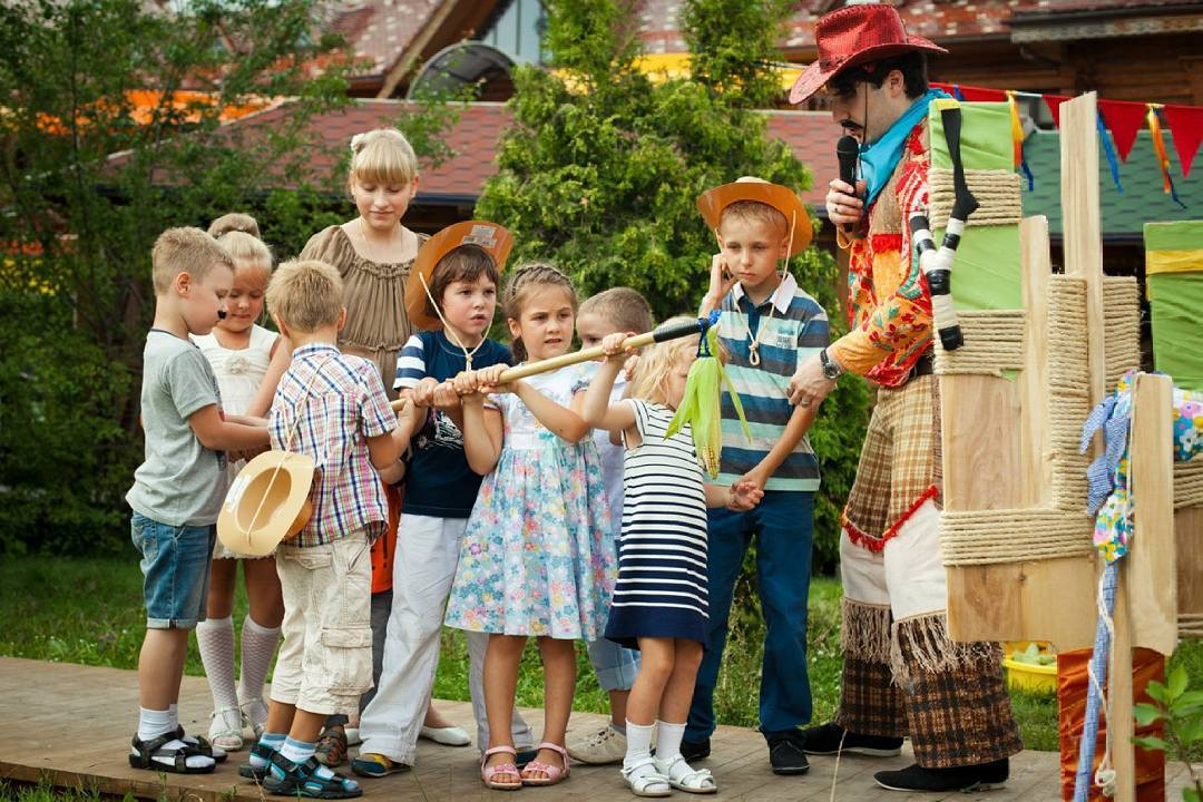 детские праздники в калининграде Песочница - 1