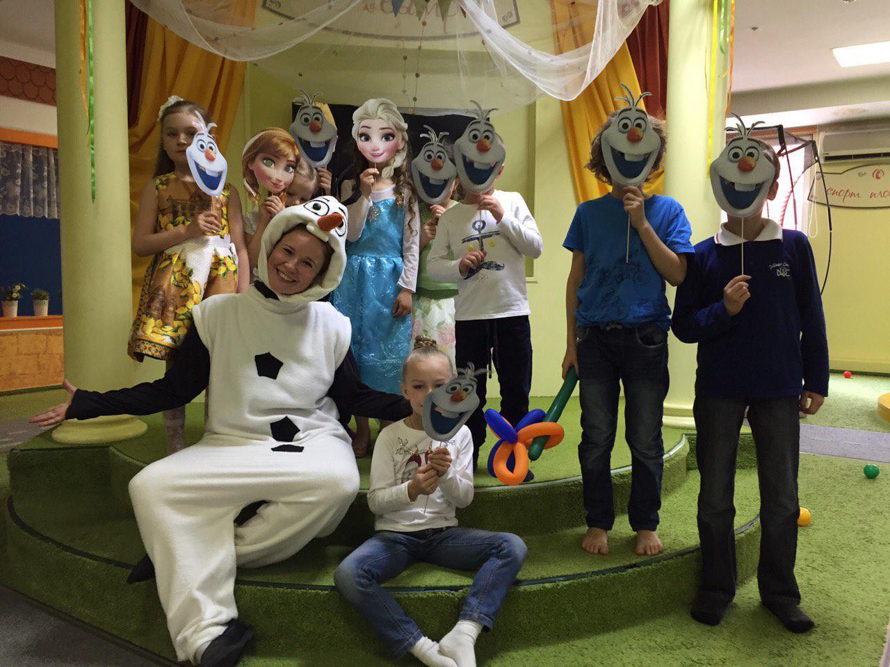 детские праздники в калининграде Песочница - 14