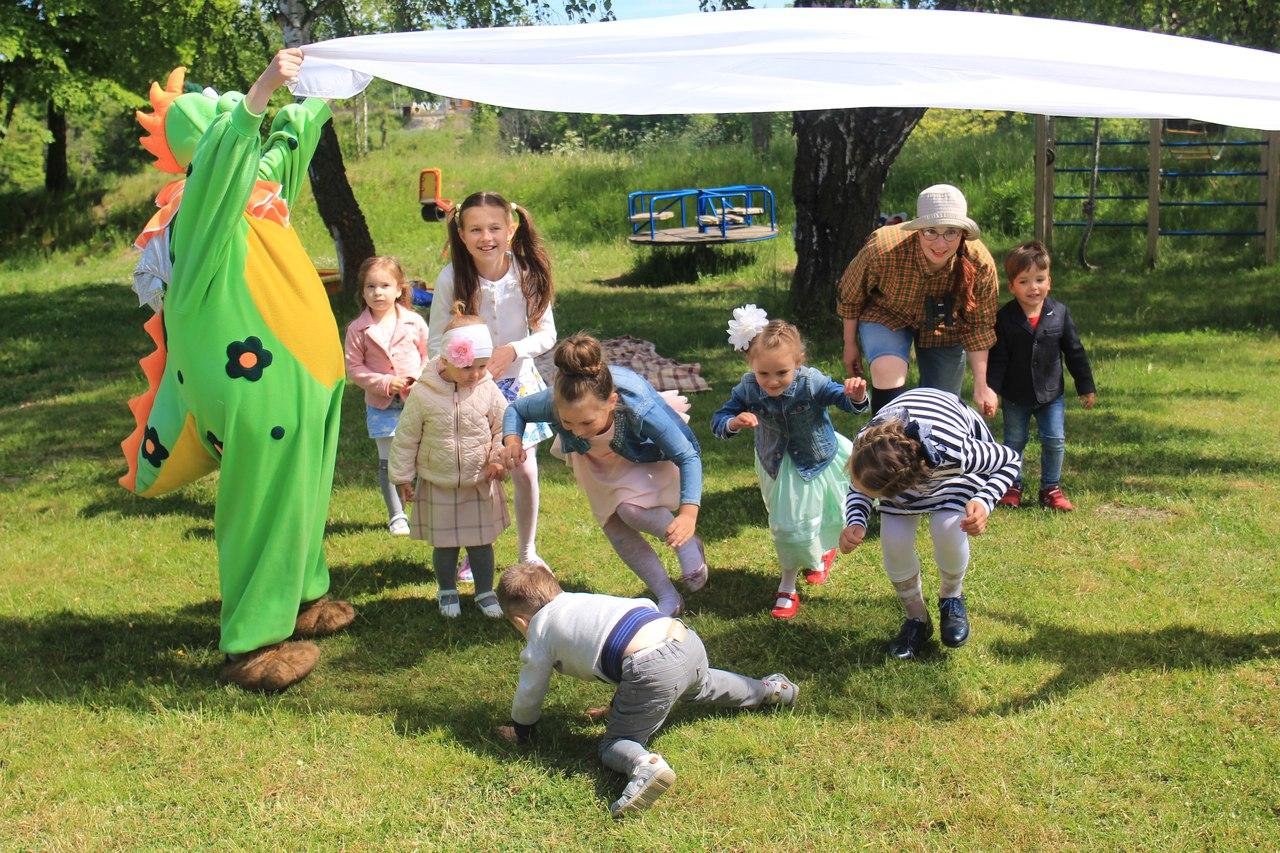 детские праздники в калининграде Песочница - 28