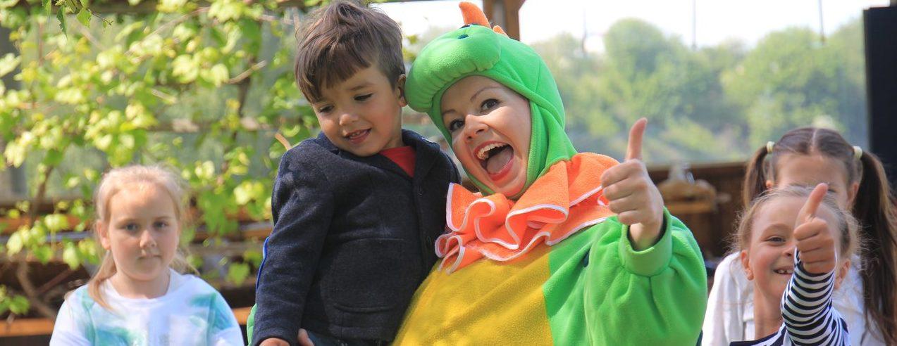 детские праздники в калининграде Песочница - 4