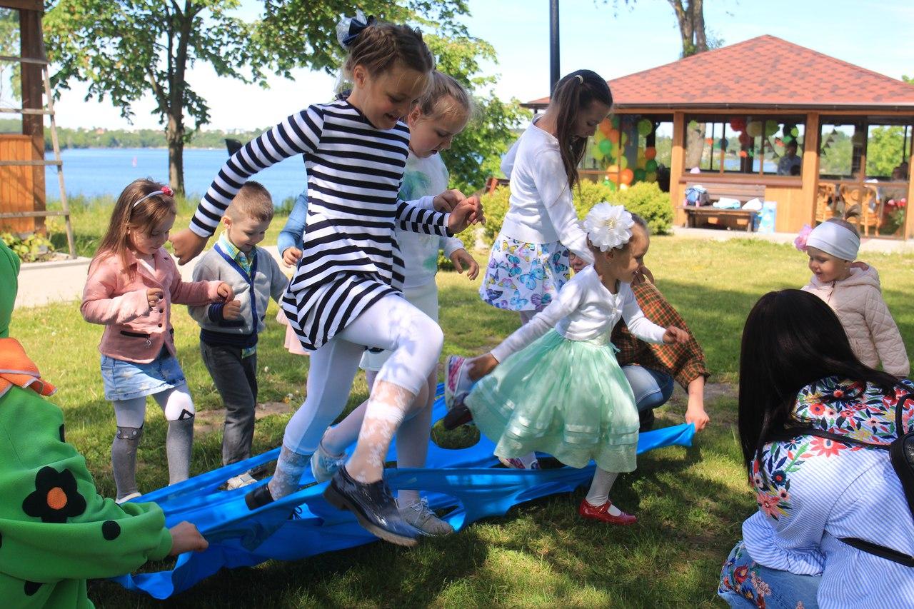 детские праздники в калининграде Песочница - 41